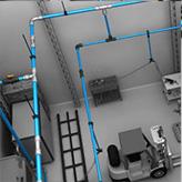 Imagem de slide de Projeto ar comprimido