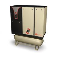 Produto Compressores de parafuso rotativo lubrificados VSD Nirvana – 15 a 30 kW