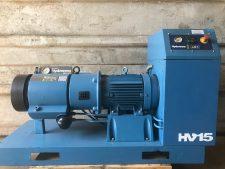 Foto ilustratida do produto Compressor Palheta CompAir HV15 – 20 CV