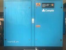 Foto ilustratida do produto Compressor Parafuso Lubrificado CompAir C475 – 100 CV – Velocidade Fixa