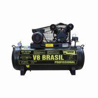 Foto ilustratida do produto Compressor V8 – 3hp -15 pés – 220 V